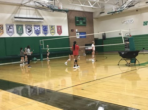 Volleyball Brings Home The Win